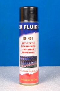 KF-401 ANTI-STATIC CLEANER WITH ANTI-WEAR PROPERTIES