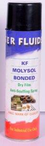 KF-MOLYSOL BONDED MOLY WITH RESIN BINDERS